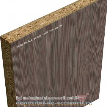 PAL Melaminat Pin Avola gri maro H1484-ST22