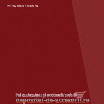 PAL Melaminat Roșu burgund U311-ST30