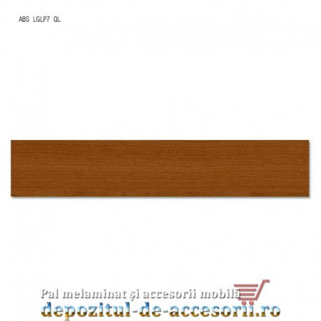 Cant ABS Cireș Lombardia natur 22mm x 0,4mm Compatibil cu PAL Melaminat Cireș Lombardia natur H1698 ST15 Egger
