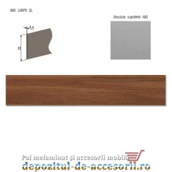 Cant ABS Merano brun 22mm x 0,4mm