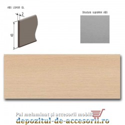 Cant ABS Stejar Cremona nisip 43mm x 2mm