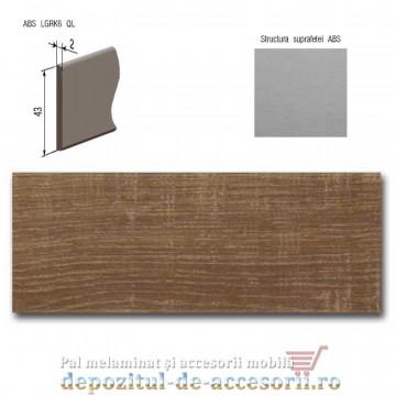Mai multe despre Cant ABS Stejar autentic maro 43mm x 2mm