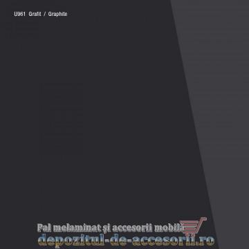 PAL Melaminat Grafit Egger U961-ST30