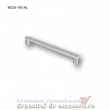 Mâner mobilier Aluminiu M229-160-AL Cebi