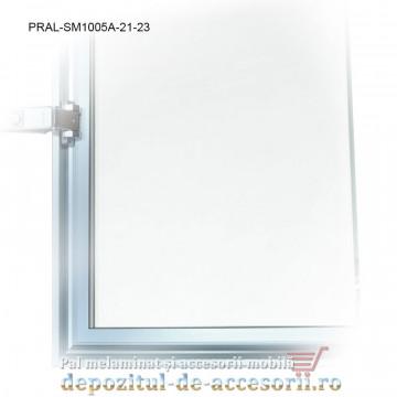Profil rame aluminiu usi sticla geam SM1005A lungimea 3m