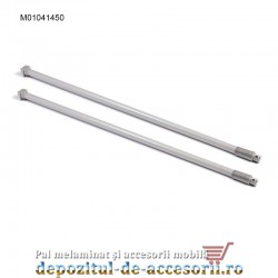 Set lonjeroane laterale sertare 450mm tip TANDEMBOX DTC seria D 500 M01041450