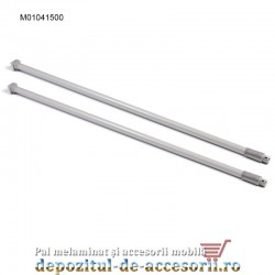 Set lonjeroane laterale sertare 450mm tip TANDEMBOX DTC seria D 500 M01041500