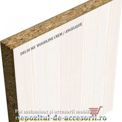 Pal melaminat Woodline crem (Angelique) D8130 MX