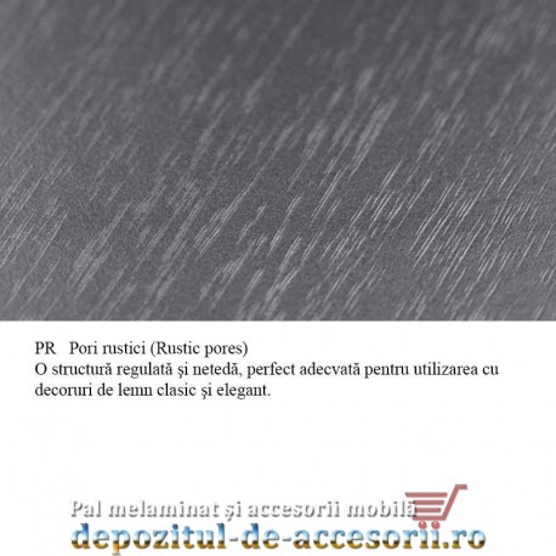 Pal melaminat Stejar laptos D8622 PR Krono structura suprafata