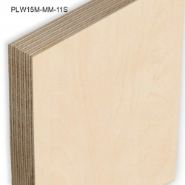 Placaj Mesteacan stratificat 2500x1250x15mm Melaminat
