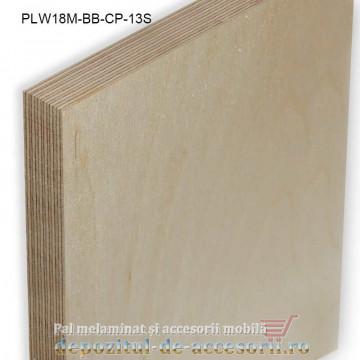 Placaj Mesteacan stratificat 2500x1250x18mm BB/CP