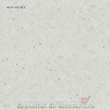Blat bucatarie SKY 9039-SM 38x600x4100mm Swiss Krono