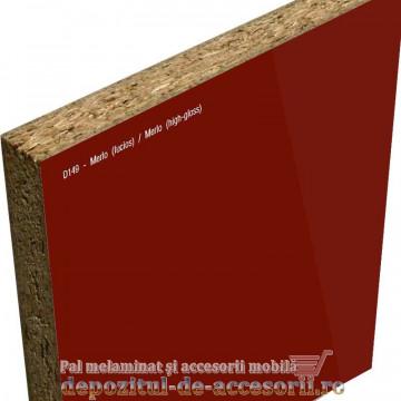PAL Melaminat Merlo D149 lucios