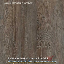 PAL Melaminat SANTORINI CHOCOLATE 3969 MX Krono Swiss