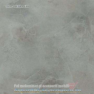 Blat bucătărie PIETRA GRI LUNA 3414 38x600x4200 Ricci Italia