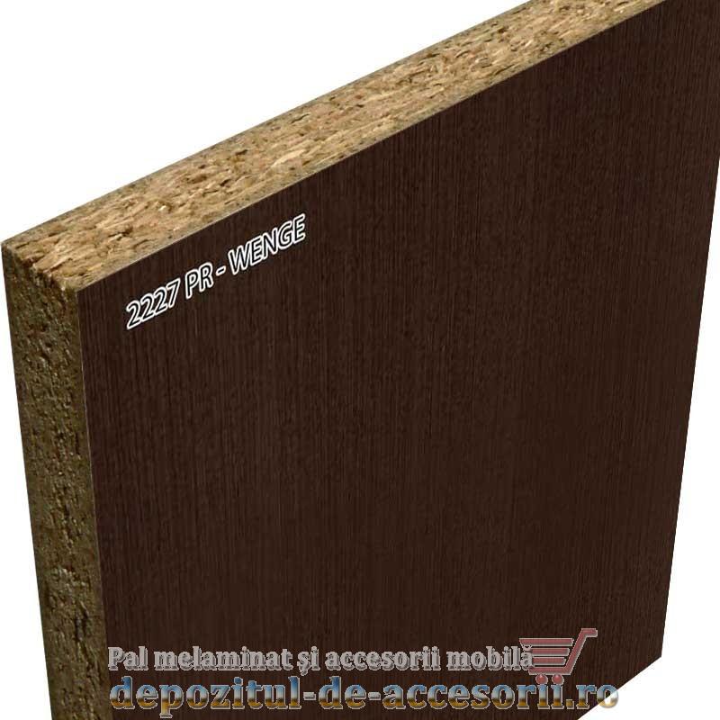 PAL Melaminat WENGE 2227 PR Krono Swiss