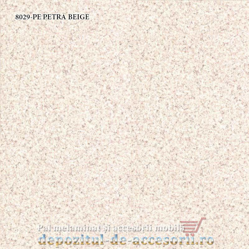 Blat bucatarie PETRA BEIGE 8029-PE 38x600x4100 Krono Swiss