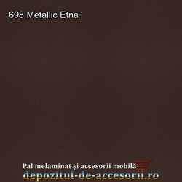 Panou MDF Metallic Etna super lucios 698 AGT HG