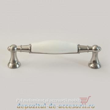 Mai multe despre Mâner mobilier CS8939 inox clasic 96mm
