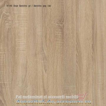 PAL Melaminat Stejar Bardolino gri H1146-ST10